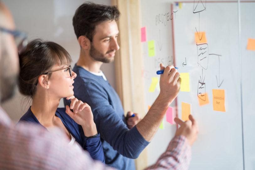 Gestion de projet en communication digitale